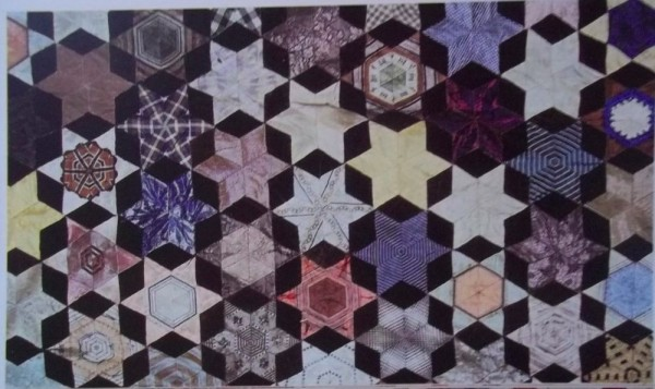Quilt of 1880-1920 (Quilt Treasures: The Quilters' Guild Heritage Search. published 1995 by Deirdre McDonald Books, London)