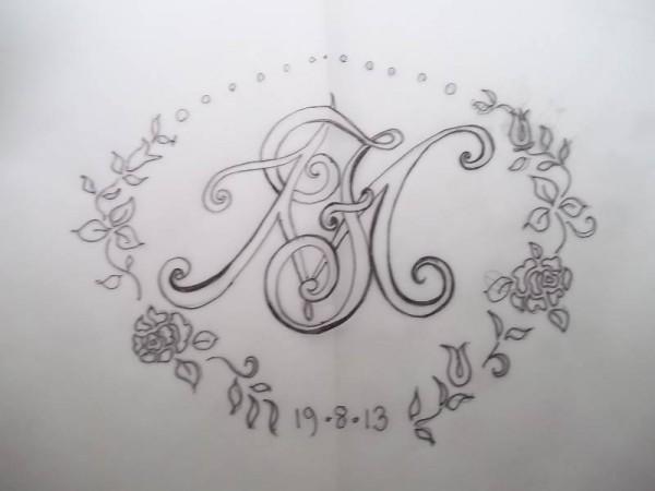 F & M monogram: final design