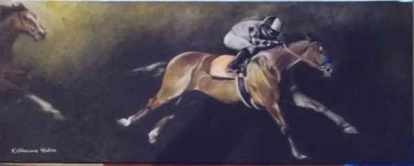 Cat Yates: Racehorse
