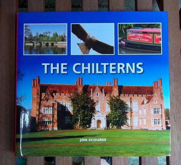 The Chilterns by Jon Scourse (pub: Halsgrove, 2013)