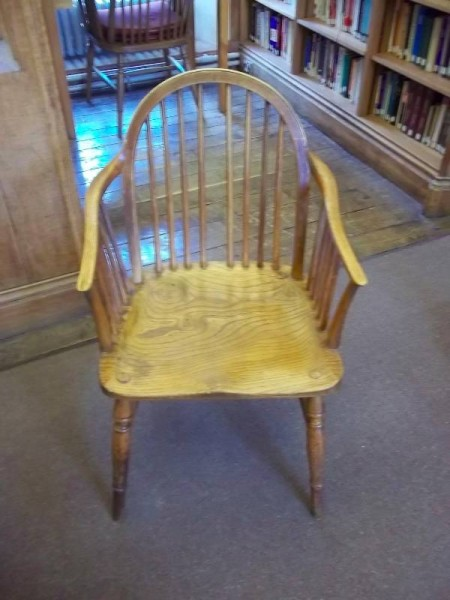 Balliol library Chair 1950?-2013.
