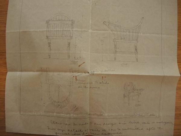 Balliol College Library: 1928 design