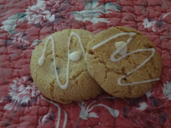 Bakewell biscuits (from Biscuit by Miranda Gore Browne: Ebury Press 2012