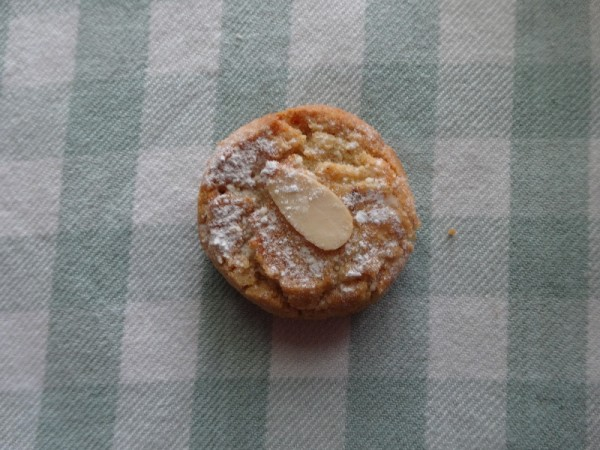 Swedish cardamom and almond cookies