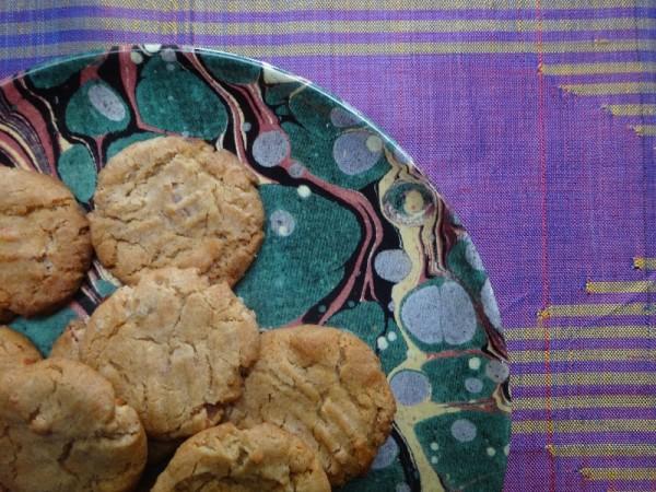 Pear and ginger fairings from Miranda Gore Browne's  'Biscuit' (Ebury Press 2012)