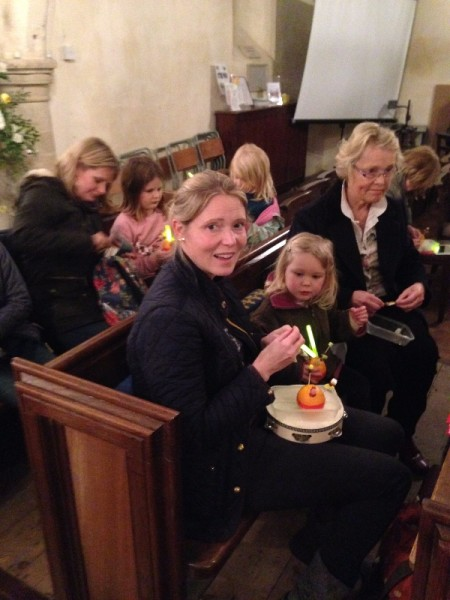 How many  pairs of hands does it take to assemble a Christingle ...