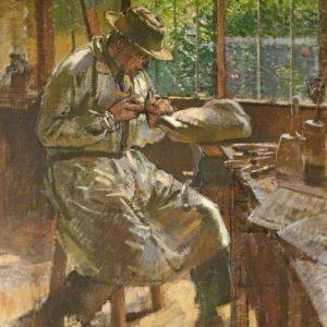 Gardiner, Gerald, 1902-1959; William George Simmonds (1876-1968)